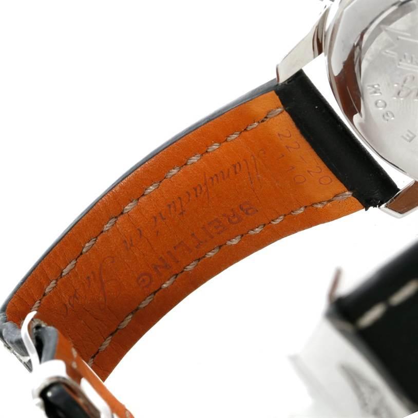 Breitling Navitimer Monbrillant 1461 Jours Mens Moonphase Watch A19030 SwissWatchExpo