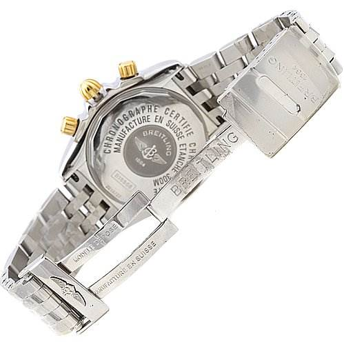 Breitling Windrider Chronomat Evolution B1335611-a574 Watch SwissWatchExpo
