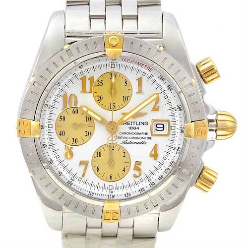 Photo of Breitling Windrider Chronomat Evolution B1335611-a574 Watch