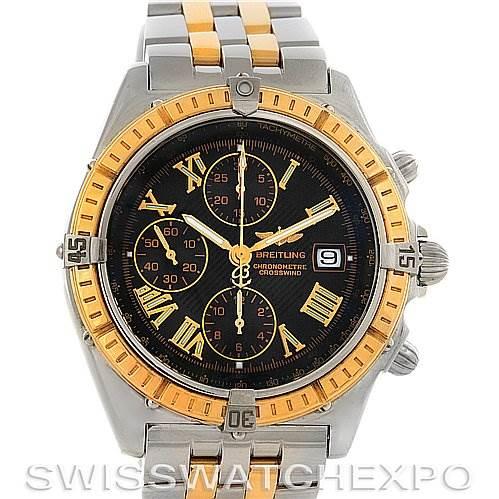 Breitling  Windrider Crosswind Preowned Watch D1335512 SwissWatchExpo