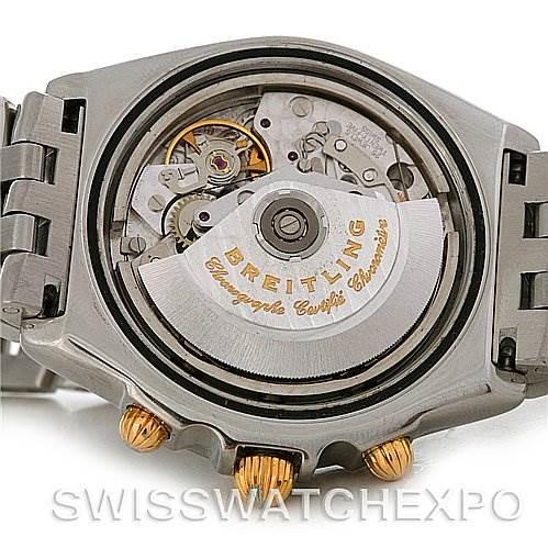 Breitling Windrider Crosswind Preowned Watch # B13355 SwissWatchExpo