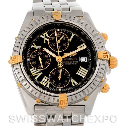 Photo of Breitling Windrider Crosswind Preowned Watch # B13355