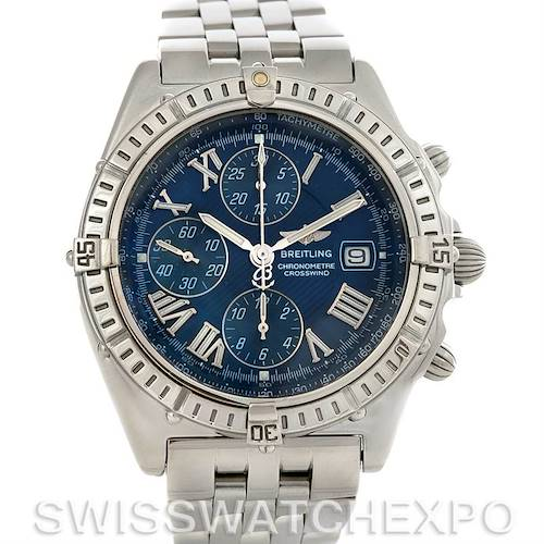 Photo of Breitling Windrider Crosswind Preowned Watch # A1335512
