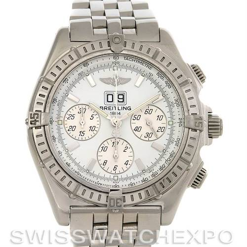 Photo of Breitling Windrider Crosswind Special Steel Mens A44355 Watch