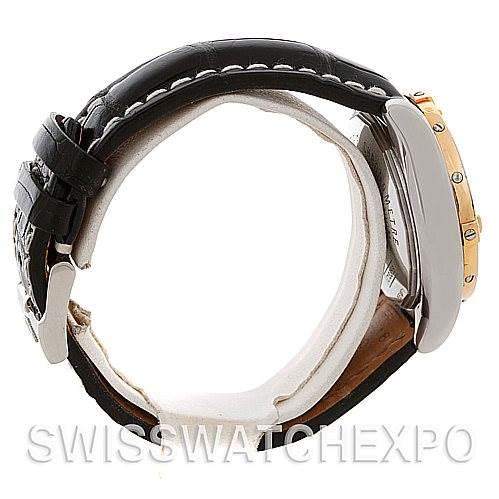 4883 Breitling Cockpit Steel 18K Rose Gold Watch C13358 SwissWatchExpo