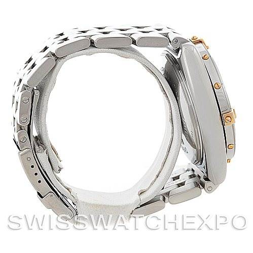 Breitling Windrider Crosswind Steel and Gold Watch B13355 SwissWatchExpo