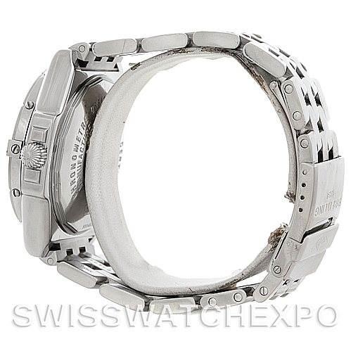 5812 Breitling Headwind Steel Men's Watch A45355 SwissWatchExpo