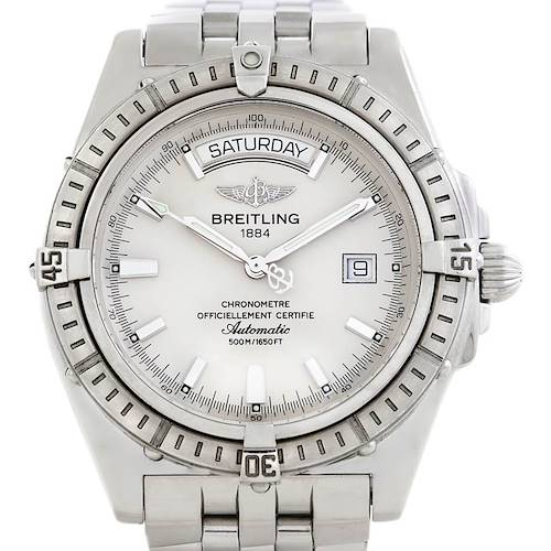 Photo of Breitling Headwind Steel Men's Watch A45355