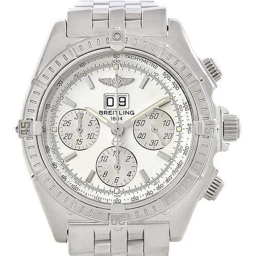 Photo of Breitling Windrider Crosswind Special Steel Mens A44355