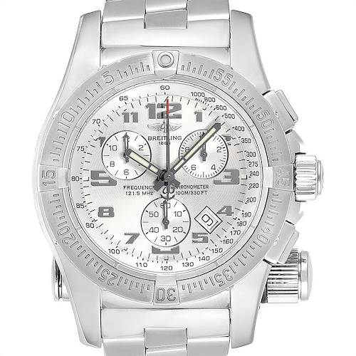 Photo of Breitling Professional Emergency Mission Chronograph Mens Watch A73322