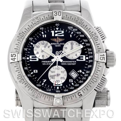 Photo of Breitling Professional Emergency Chronograph Mission Watch A73321