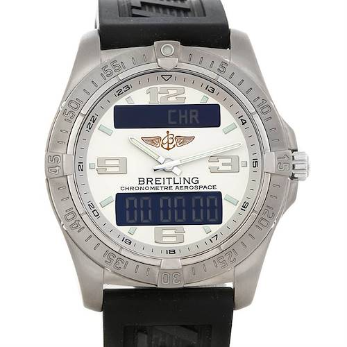 Photo of Breitling Professional Aerospace Avantage Titanium Quartz Watch E79362