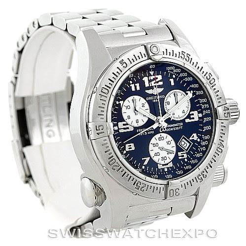 Breitling Professional Emergency Chronograph Mission Watch A73322 SwissWatchExpo