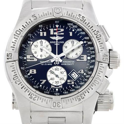 Photo of Breitling Professional Emergency Chronograph Mission Watch A73322