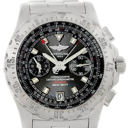 Photo of Breitling Professional Skyracer Mens Steel Watch A27362