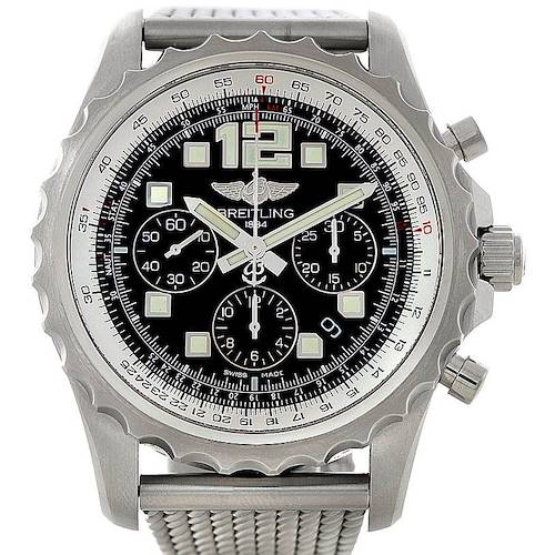 Photo of Breitling Chronospace Automatic Steel Mens Watch A23360