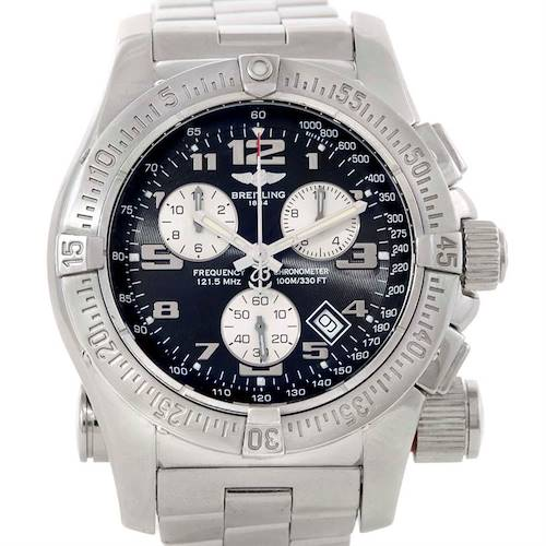 Photo of Breitling Professional Emergency Mission Chronograph Watch A73322