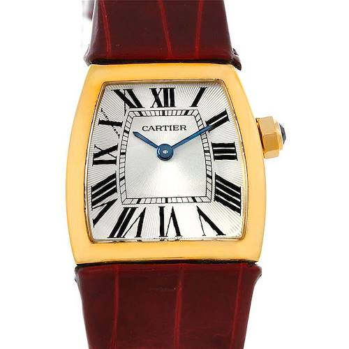 Photo of Cartier La Dona Yellow Gold Ladies Small Watch W6400256