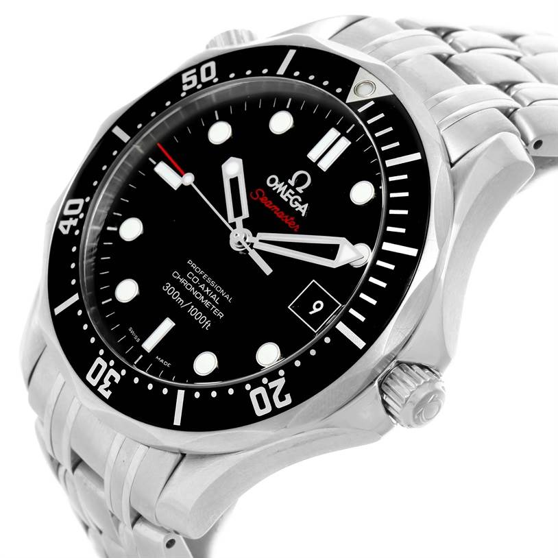 11908 Omega Seamaster Professional James Bond 300M 212.30.41.20.01.002 SwissWatchExpo