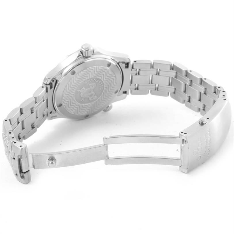 Omega Seamaster James Bond Midsize 300m Quartz Watch 2561