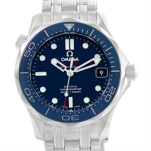 Photo of Omega Seamaster 300 M Co-Axial Midsize Watch 212.30.36.20.03.001