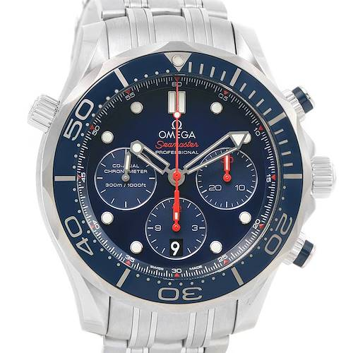 Photo of Omega Seamaster Diver 300M Co-Axial 44mm Watch 212.30.44.50.03.001