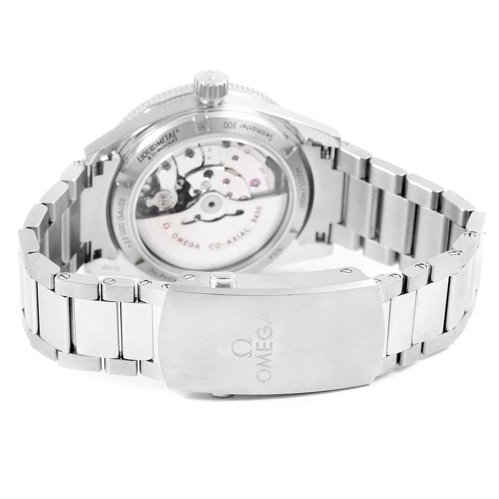 Omega Seamaster 300M Co-Axial Mens Watch 233.30.41.21.01.001 SwissWatchExpo