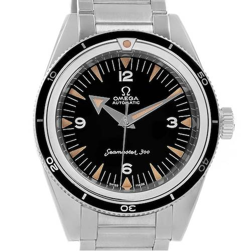 Photo of Omega Seamaster 300 The 1957 Trilogy LE Watch 234.10.39.20.01.001 Unworn