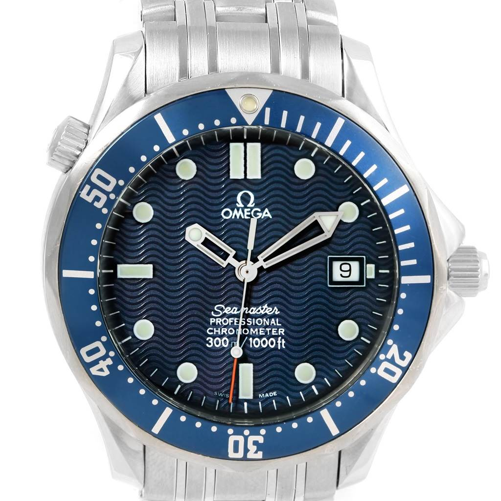 16bf4c8367dc ... 18071 Omega Seamaster 300 M Automatic Steel Mens Watch 2531.80.00  SwissWatchExpo ...