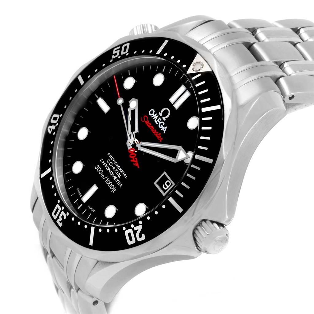 19505 Omega Seamaster Bond 007 Limited Edition Watch 212.30.41.20.01.001 SwissWatchExpo