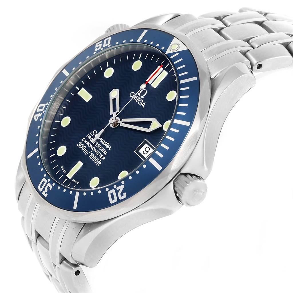 18703 Omega Seamaster 300M Automatic Steel Mens Watch 2531.80.00 SwissWatchExpo