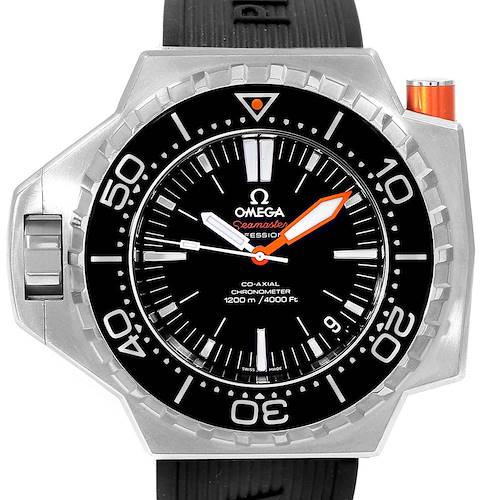 Photo of Omega Seamaster Ploprof 1200m Steel Mens Watch 224.32.55.21.01.001