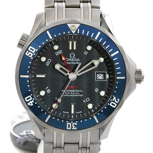 Photo of Omega Seamaster 300 Gm James Bond New Men 25358000 2011