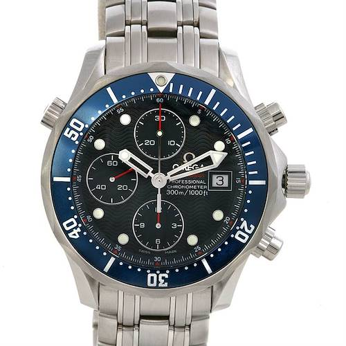 Photo of Omega Seamaster 300 m Chrono 22258000 Men 2011