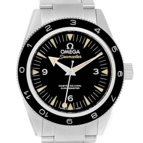 Photo of Omega Seamaster 300 Spectre Limited Edition Watch 233.32.41.21.01.001