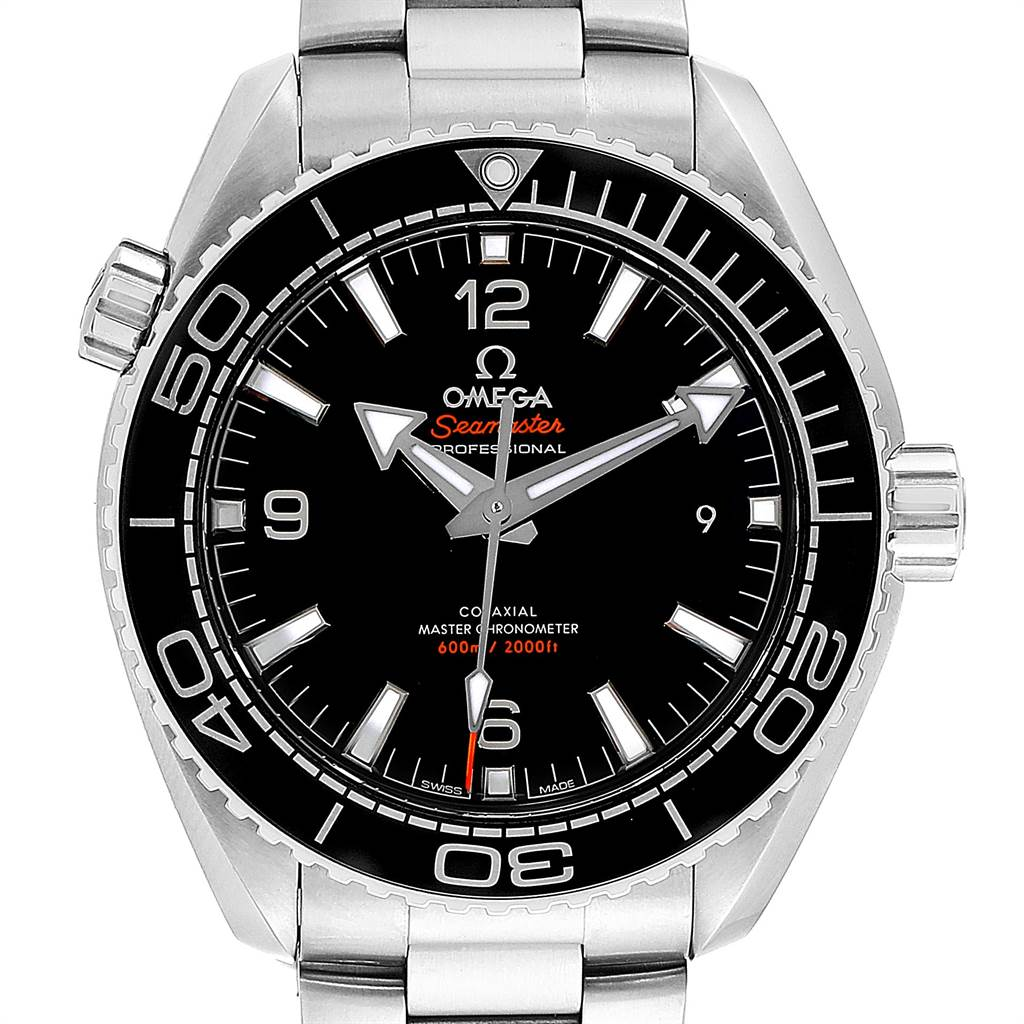 Omega Seamaster Planet Ocean Anti-Magnetic Watch 215.30.44.21.01.001