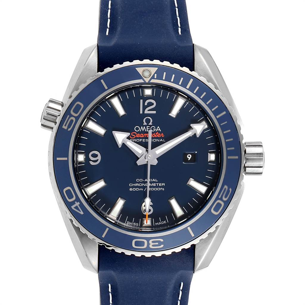 Omega Seamaster Planet Ocean Midsize Titanium Watch 232.92.38.20.03.001
