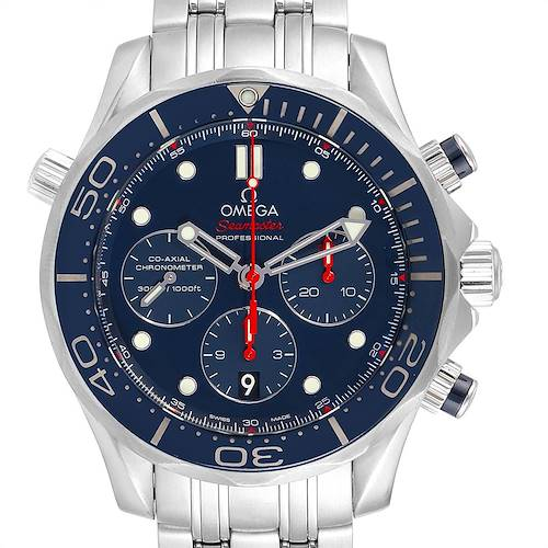 Photo of Omega Seamaster Diver 300M 44mm Watch 212.30.44.50.03.001