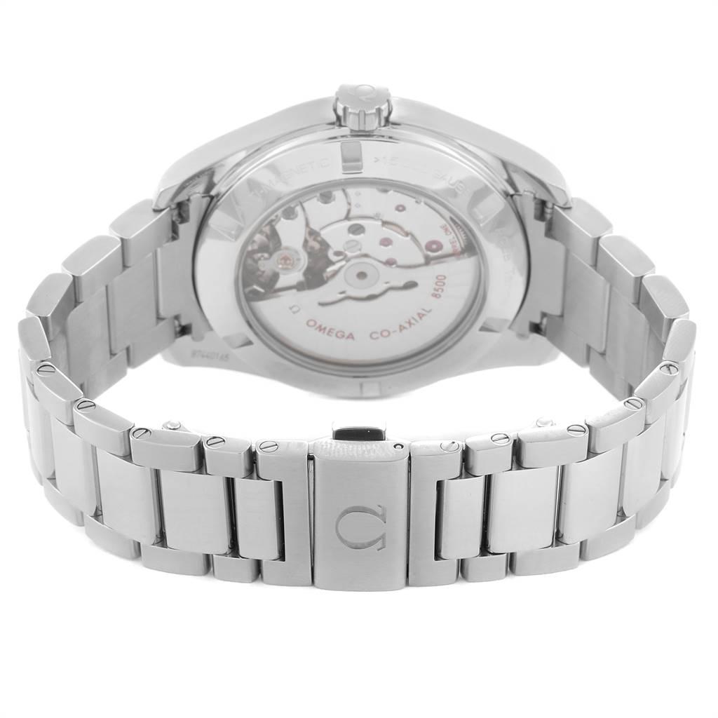 Omega Seamaster Aqua Terra Co-Axial Watch 231.10.42.21.02.003 SwissWatchExpo