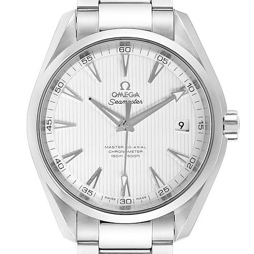 Photo of Omega Seamaster Aqua Terra Co-Axial Watch 231.10.42.21.02.003