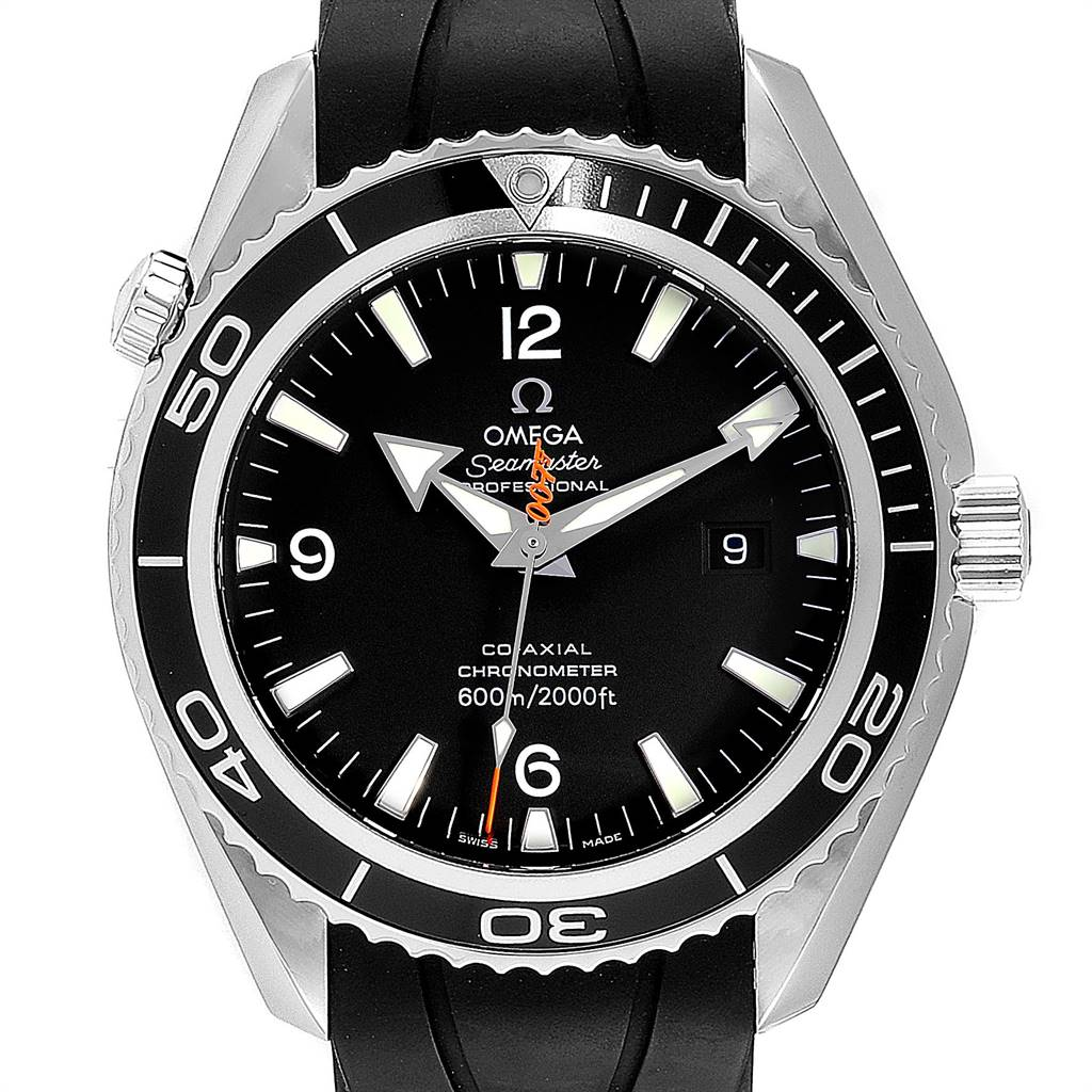 Omega Seamaster Planet Ocean Casino Royale Limited Watch 2907.50.91