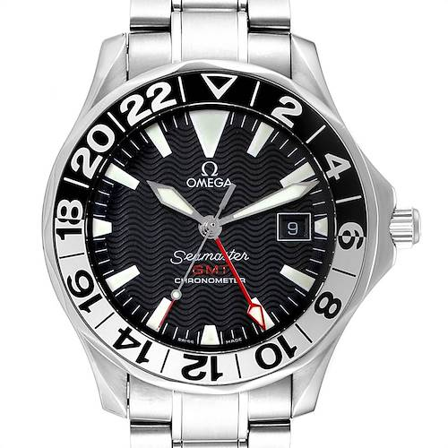 Photo of Omega Seamaster GMT Gerry Lopez Limited Edition Mens Watch 2536.50.00