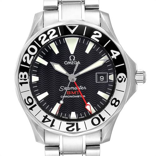 Photo of Omega Seamaster GMT Gerry Lopez Limited Edition Watch 2536.50.00 Card