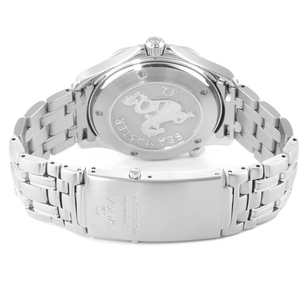 Omega Seamaster James Bond Steel Mens Watch 212.30.41.20.01.002 SwissWatchExpo