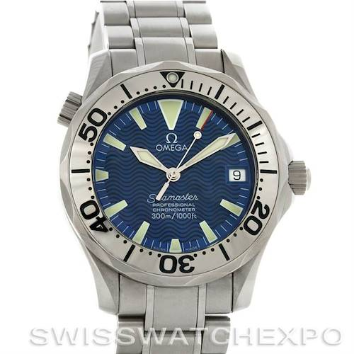 Photo of Omega Seamaster Steel Midsize Watch 2253.80