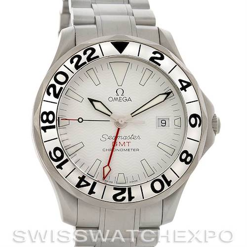 Photo of Omega Seamaster GMT Men's Watch 2538.20.00