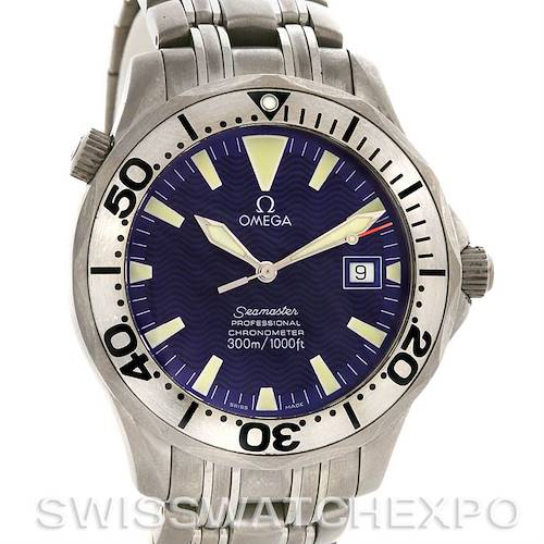 Photo of Omega Seamaster Titanium Men's Watch 2232.80.00