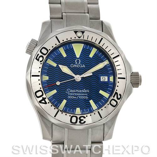 Photo of Omega Seamaster Steel Midsize Watch 2263.80.00