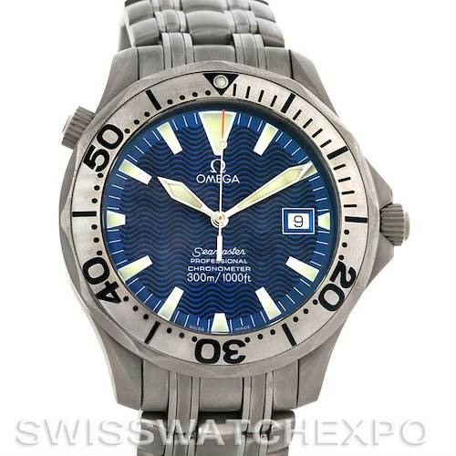 Photo of Omega Seamaster Titanium Men's Watch 2231.80.00