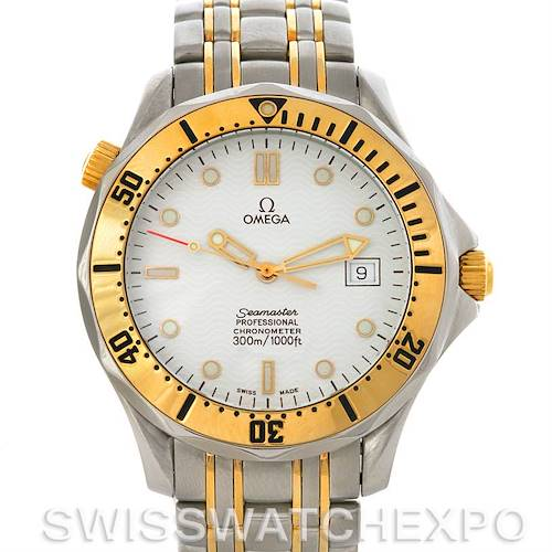 Photo of Omega Seamaster Steel and Gold Men's Watch